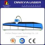 Machine de découpage de laser de fibre de Tableau de 3015 échanges