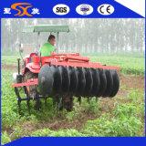 Ferme 20-Discs légère/herse agricole avec le grattoir