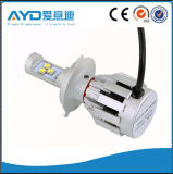 Alta lampada dell'automobile LED di Brght H4