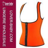 T-shirt thermique à la sueur de néoprène Fitness Trainer taille (L42657-3)