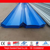 Heißes eingetauchtes kaltgewalztes galvanisiertes Stahlgp-Dach-Blatt