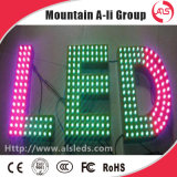 9mm LEDランプストリング/LEDのパーホレーションランプストリング
