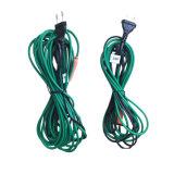 220V PVC Greenhouse Plant Heating Cable avec Switch et Plug