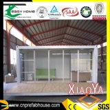 Дом контейнера для перевозок низкой стоимости полуфабрикат (XYJ-01)