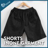 Inone 075 Mens nada Shorts ocasionais da placa das calças curtas