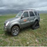 Подгоняйте резиновый системы следа для SUV H5yl-280