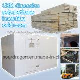 Chambre froide d'isolation de polyuréthane de dimension d'OEM