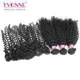 Human brasiliano Hair Bundles con Lace Frontal