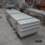Painel de pedra acrílico de pedra acrílico da laje/resina de Kkr/superfície contínua