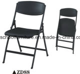 Moderner Art-Stahlrahmen-Schule-Stuhl/Falz-Stuhl