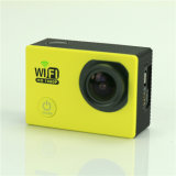 WiFi Helmet Sports Action Camera Sj6000 con l'affissione a cristalli liquidi 12MP CMOS Sensor di 30m Waterproof 2.0
