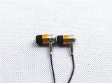 金属の低音の健全なイヤホーン