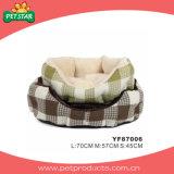 Cama morna do cão do desenhador, cama do cão de China (YF87006)