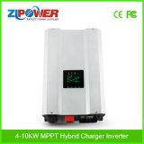PV van de Omschakelaar van Zlpower 4000-6000W de Hybride ZonneOmschakelaar van de Macht van de Omschakelaar
