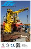 Кран постамента оффшорный морской