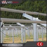 カスタマイズされたPVの台紙のラックによって投げられる屋根の太陽取付金具(NM0290)
