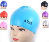 Wasserdichte kundenspezifische Firmenzeichen-Druck-weiche erwachsene Silikon-Schwimmen-Schutzkappen