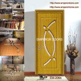 HDF Panel-Tür-Plastikpanel-Tür-dekorative Panel-Tür