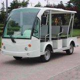 Le CE 2016 de vente chaud a approuvé l'autobus de navette de 8 Seater électrique (DN-8F)
