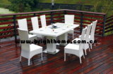 庭Furniture/Dining ChairおよびTable /Outdoor Dining Set