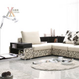 O sofá da tela ajustou-se com coxim (9073B#)