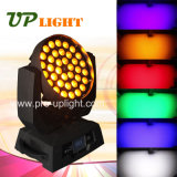 Colada del zoom 36*15W LED Movinghead de RGBWA 5in1