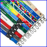 Qualitäts-Wärmeübertragung-Drucken Identifikation-Karten-Nylonabzuglinie-Halterung