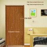 Puerta Escalera de madera, MDF Puertas panel para Room Interior