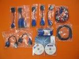 De Link OBD 2 Nexiq 125032 van Nexiq USB met de Volledige Scanner van de Vrachtwagen van Kabels en van de Software