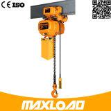 Polipasto de cadena Maxload nuevo modelo eléctrico con Er2 M5 Grado de Trabajo