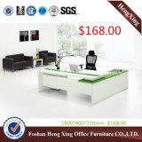 $68 1.6mのメラミンL形の支配人室の机(HX-5N022)