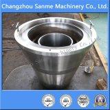 Cone da carcaça do molde de aço para as peças de maquinaria da mineração