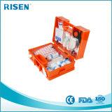FDA/Ceは75PCS便利の昇進の救急処置ボックスを承認する