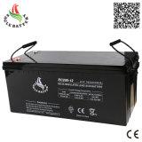 Bateria acidificada ao chumbo recarregável da longa vida 12V 200ah para o UPS