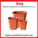 良質か円形のプラスチックプラント植木鉢型