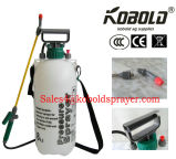 8L Hand Compression Sprayer, Kobold Highquality 2gallon Pump Sprayer
