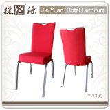 高品質のホテルの宴会の結婚式のアルミニウム椅子(JY-Y309)を販売する製造業者
