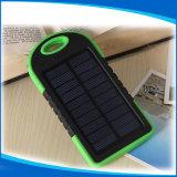 Batería vendedora caliente del Li-Polímero de la batería 5000mAh de la energía solar, alpinismo al aire libre