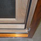 [هيغقوليتي] كسر غنيّ بالألوان حراريّة ألومنيوم خشبيّ شباك نافذة مع تعقّب هويس متعدّد [كز200]