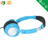 Céu Blue Color Style Earphone Headphones para Sale Best Earbuds Under $50