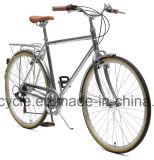 Bicycle Vintage Lug BikeによってBikeヨーロッパ700c 7速度指標型の女性レトロの女性力まかせに引かれる自転車