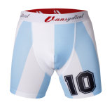 Men (AKNK-1016)를 위한 압축 Sports Tights Shorts Summer Training Running