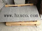 Da laje vermelha da telha da pedra do granito do granito G635 de Anxi pedra natural inflamada Polished/