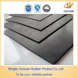 Ceinture en caoutchouc de PE de qualité de cuivre de production