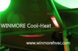 Pubs/calentador infrarrojo de las barras con el soporte teledirigido del suelo/la instalación montada en la pared