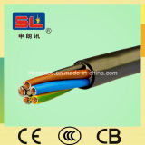 600/1000V Nyy-J Industrial Power Cable 4X1.5mm2