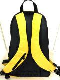 Recorrido del bolso de escuela del morral de la computadora portátil del deporte de 2017 maneras que va de excursión el morral promocional del asunto que acampa (GB#20001) - amarillo