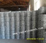 Колючая проволока продукции Yaqi специализированная фабрикой для Южной Америки