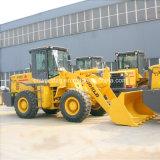 China hizo Maquinaria de construcción, 3 toneladas cargadora