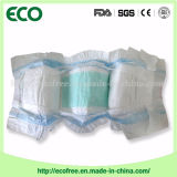 Heiße Verkaufs-Superabsorptions-Wegwerfbaby-Windel-Hersteller in China